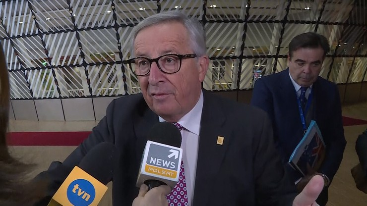 Juncker wyszedł ze szpitala. Przeszedł operacje tętniaka aorty