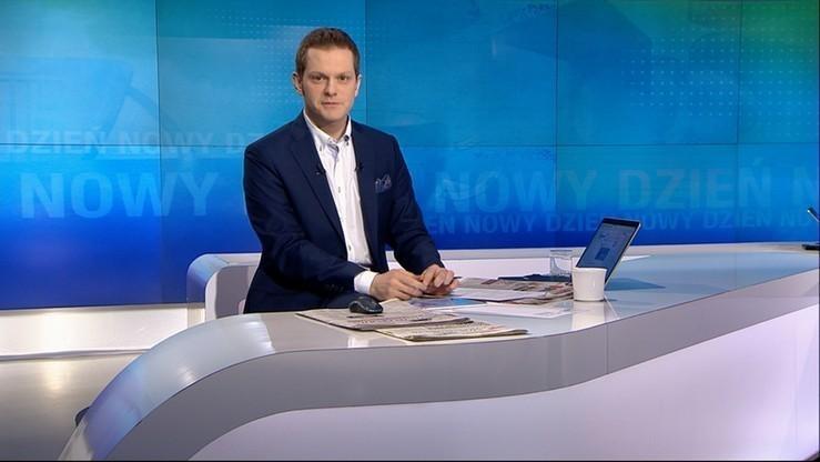 """""""Nowy Dzień z Polsat News"""" od 5:58. O impasie wokół TK i programie 500+"""