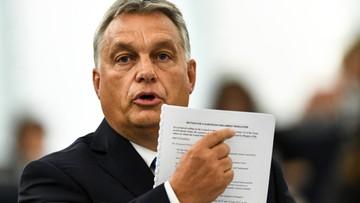 Szef kancelarii premiera Orbana: PE nie przyjął rezolucji ws. Węgier
