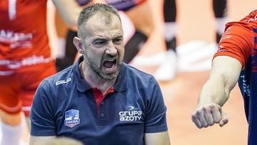 Nikola Grbić zdradził, dlaczego odszedł z ZAKSY