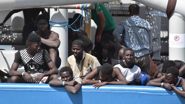Ponad 83 tys. migrantów przybyło od początku roku do Włoch