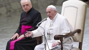 """""""To leśne płuco jest niezbędne dla naszej planety"""". Papież modli się o ugaszenie pożarów w Amazonii"""