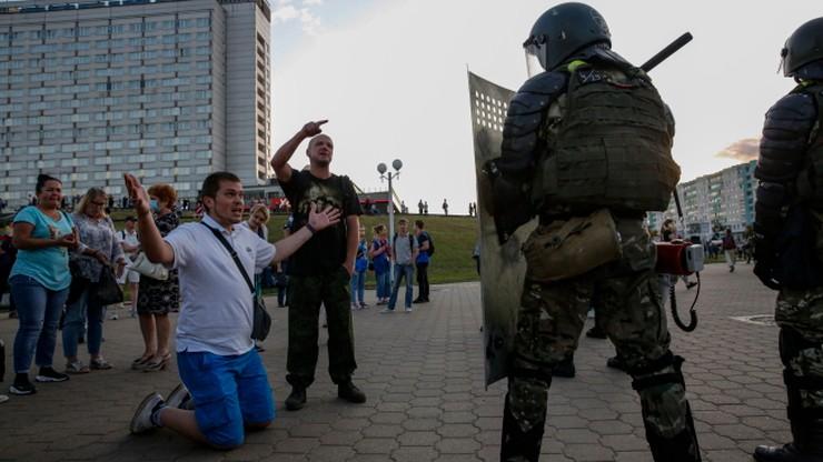 Ministrowie państw UE spotkają się ws. Białorusi. Apelowała o to Polska
