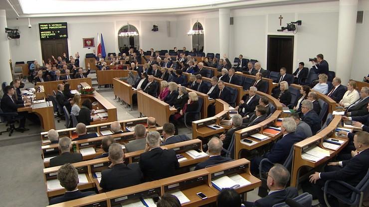 Senat jednomyślny. Chodzi o uchwałę ws. Rosji