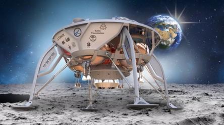 Pierwszy w historii prywatny lądownik pojawi się na Księżycu w tym miesiącu