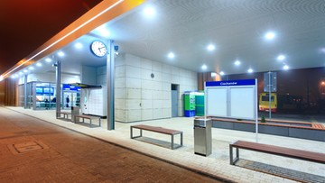 Innowacyjny dworzec PKP w Ciechanowie