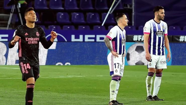 Zwycięstwo zdziesiątkowanego Realu Madryt