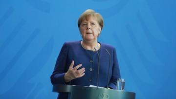 Merkel uzgodniła z prezydentem Chin dostawy odzieży ochronnej