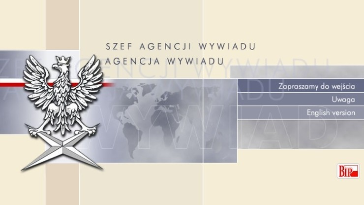 Piotr Krawczyk powołany na szefa Agencji Wywiadu