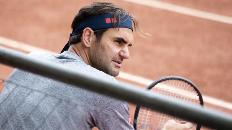 Roger Federer przed French Open: To będzie tylko przygotowanie do Wimbledonu