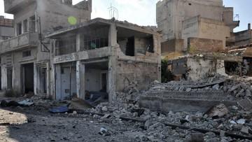 Syria: zamachy bombowe na obszarach kontrolowanych przez rząd