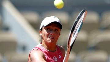 WTA: Świątek nadal dziewiąta w rankingu. Awans Linette
