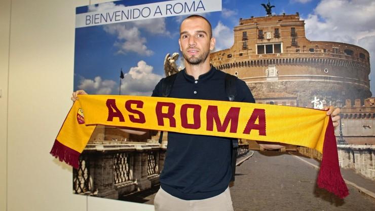 Hiszpański bramkarz dołączył do Romy