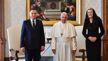 Duda: z papieżem rozmawiałem o potrzebie powrotu przez UE do wzajemnego szacunku