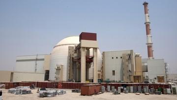 Trzęsienie ziemi w pobliżu elektrowni jądrowej w Iranie