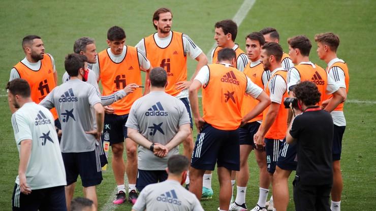 Euro 2020: Kolejne testy na COVID-19 w reprezentacji Hiszpanii negatywne