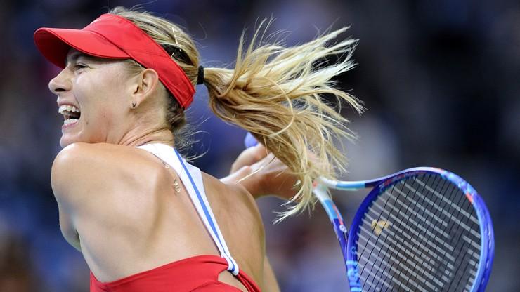 WTA w Brisbane: Szarapowa otrzymała zaproszenie od organizatorów