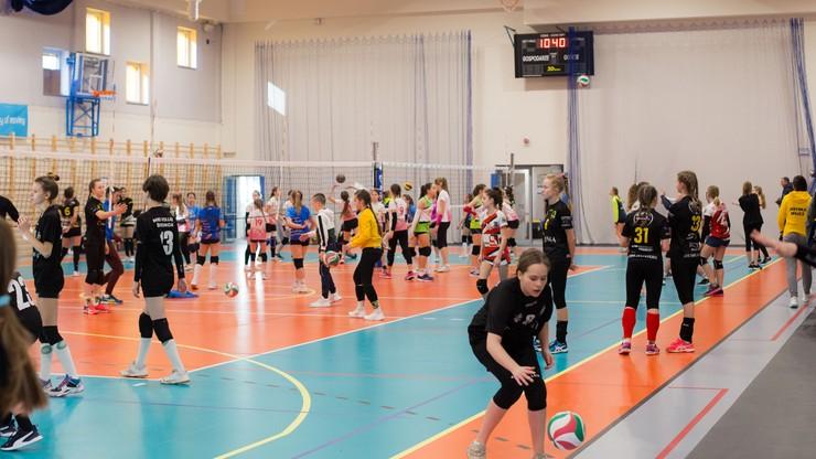 Chwila normalności na siatkarskim turnieju o Puchar Małgorzaty Glinki