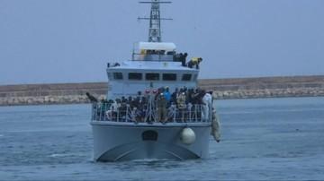 Zatonęła łódź z migrantami. Mogło zginąć nawet sto osób