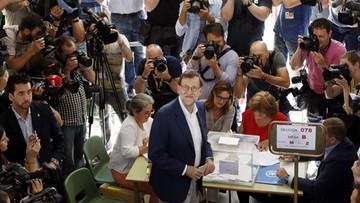 Przeliczono ponad połowę głosów - konserwatyści wygrali wybory w Hiszpanii