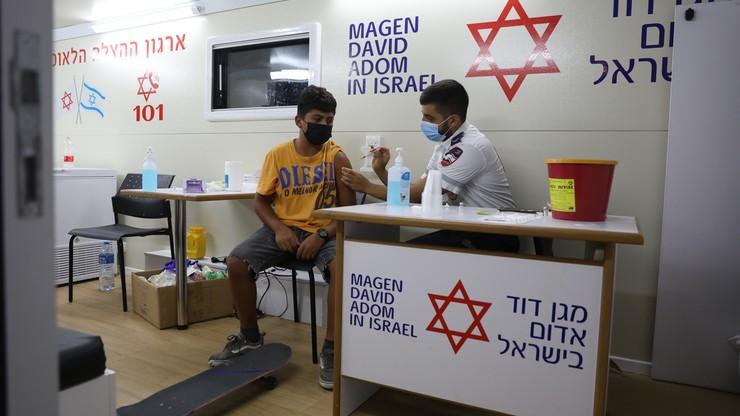 Izrael. Wariant delta a skuteczność szczepionki Pfizera