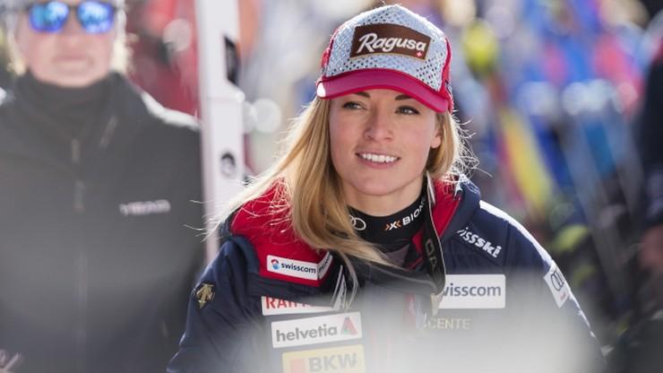 Alpejski PŚ: Zwycięstwo Gut-Behrami po dwóch latach