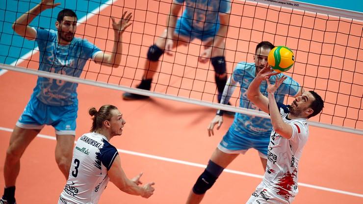 ZAKSA wyszarpała zwycięstwo w Kazaniu! Zenit nie wykorzystał pięciu piłek meczowych - Polsat Sport