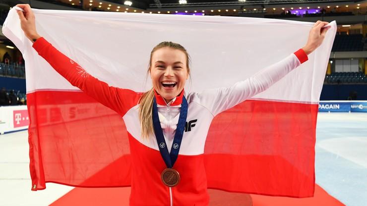 Mistrzostwa Europy w short tracku: Natalia Maliszewska chce medalu
