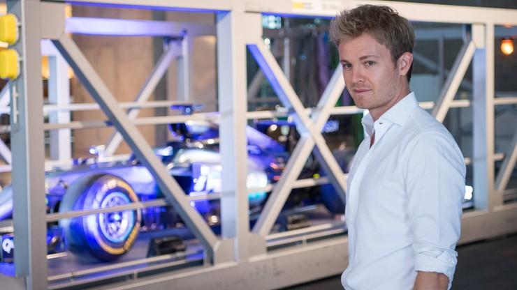 Rosberg inwestuje w elektryczne bolidy
