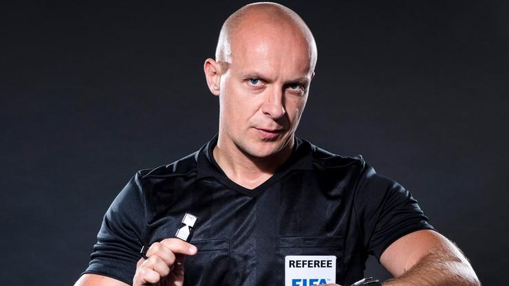 Marciniak sędzią hitowego meczu w Lidze Mistrzów