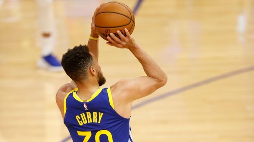 NBA: Stephen Curry pozostanie najlepiej zarabiającym koszykarzem