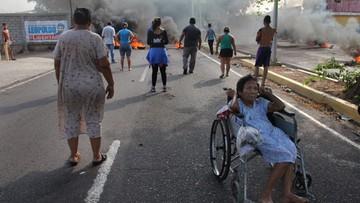 Wenezueli już nie stać na dodruk własnych pieniędzy