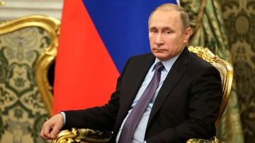 Putin zawiesza umowę o wolnym handlu z Ukrainą