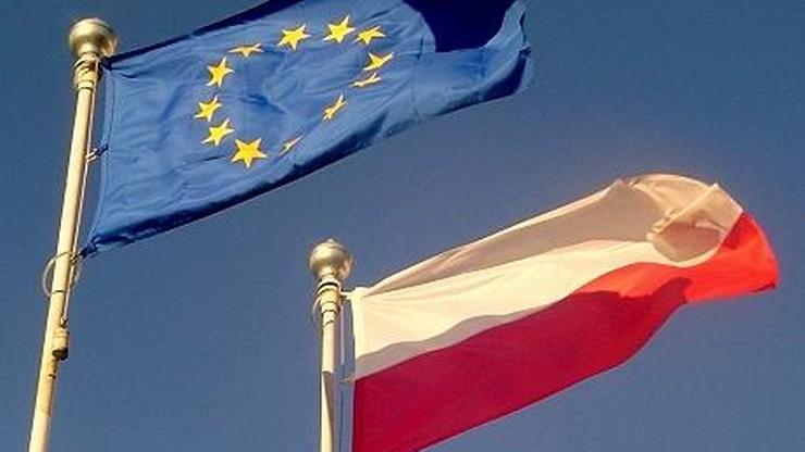 Mija 13  lat od przystąpienia Polski do Unii Europejskiej