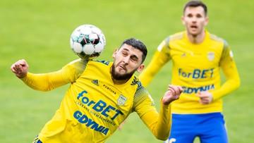 Fortuna 1 Liga: Arka Gdynia – Stomil Olsztyn. Relacja i wynik na żywo