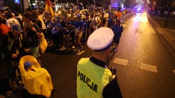 Policjanci z Krakowa wzięli szefa ochrony prezydenta Panamy za potencjalnego napastnika