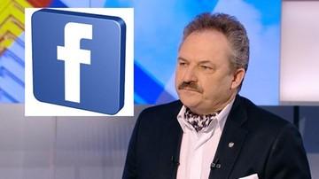 Facebook zablokował konto Jakubiaka. Zobacz dlaczego