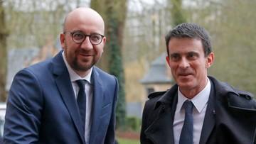 Francja i Belgia wzmacniają współpracę w walce z terroryzmem