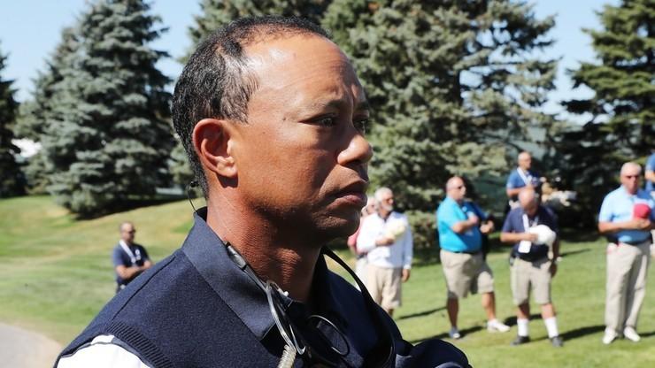 Znamy aktualny stan zdrowia Tigera Woodsa