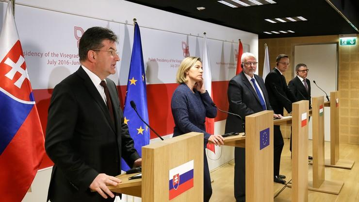 Grupa Wyszehradzka  za szybkim przyjęciem do UE państw z Bałkanów Zachodnich