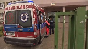Dwie nieletnie osoby zatrzymane ws. tragedii w szkole w Wawrze