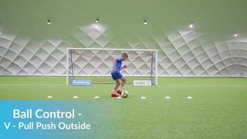 Football Lab dla WAP: Tydzień #3 - V-Pull Push Inside