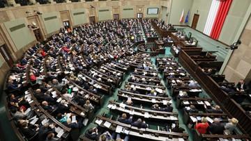 Sejm odrzucił wniosek o informację ws. legitymowania opozycji na spotkaniach PiS