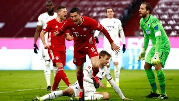 Bundesliga: Gole Lewandowskiego i Piątka!