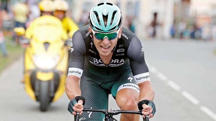 BinckBank Tour: Muehlberger wygrał etap, awans Bodnara na 6. miejsce