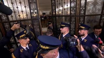 Zażalenie ws. obrad Sejmu w sali kolumnowej z grudnia 2016 r. Rozpozna je sąd w Radomiu