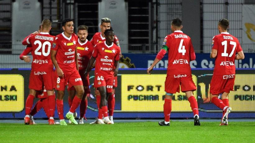 Fortuna Puchar Polski: Cztery gole w Mielcu i awans Wisły Kraków