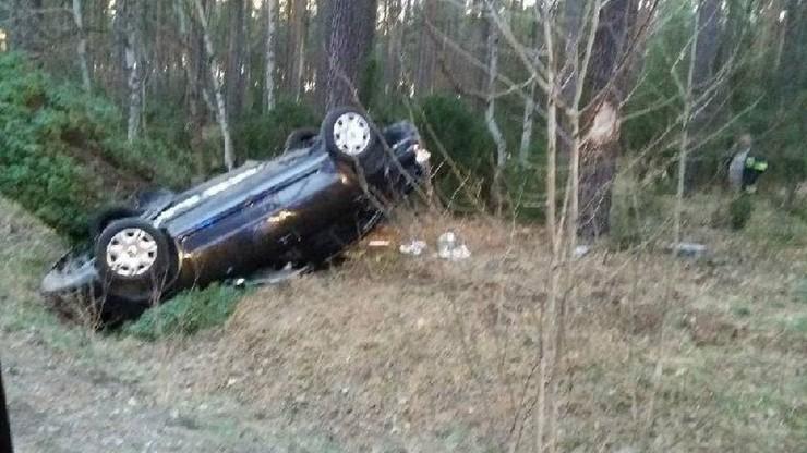Policja sprawdza, czy wypadek samochodu Służby Ochrony Państwa był spowodowany brawurą kierowcy