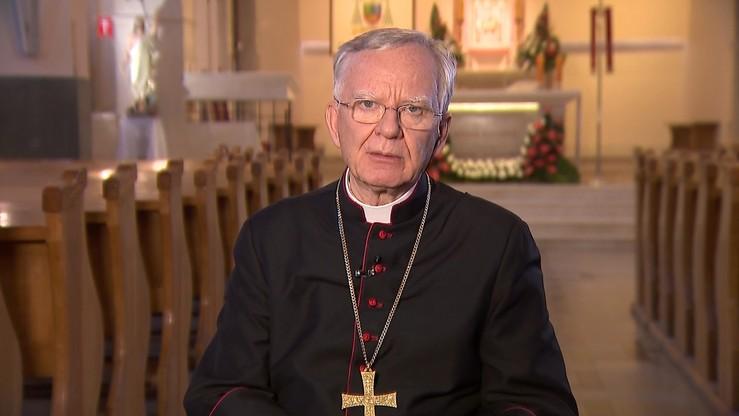 Abp Jędraszewski o prześladowaniu chrześcijan. Podał przykład kard. Pella skazanego za pedofilię