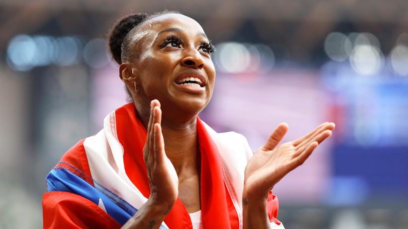 Tokio 2020: Jasmine Camacho-Quinn najszybsza na 100 m ppł